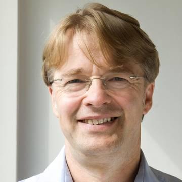 Physiotherapeut Bernd Peter Gilles